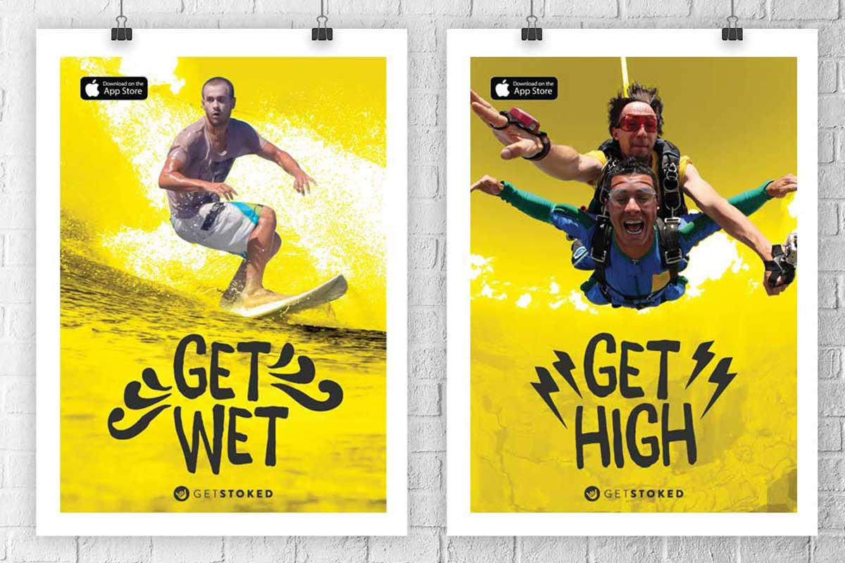 backpackers app posters wet and high