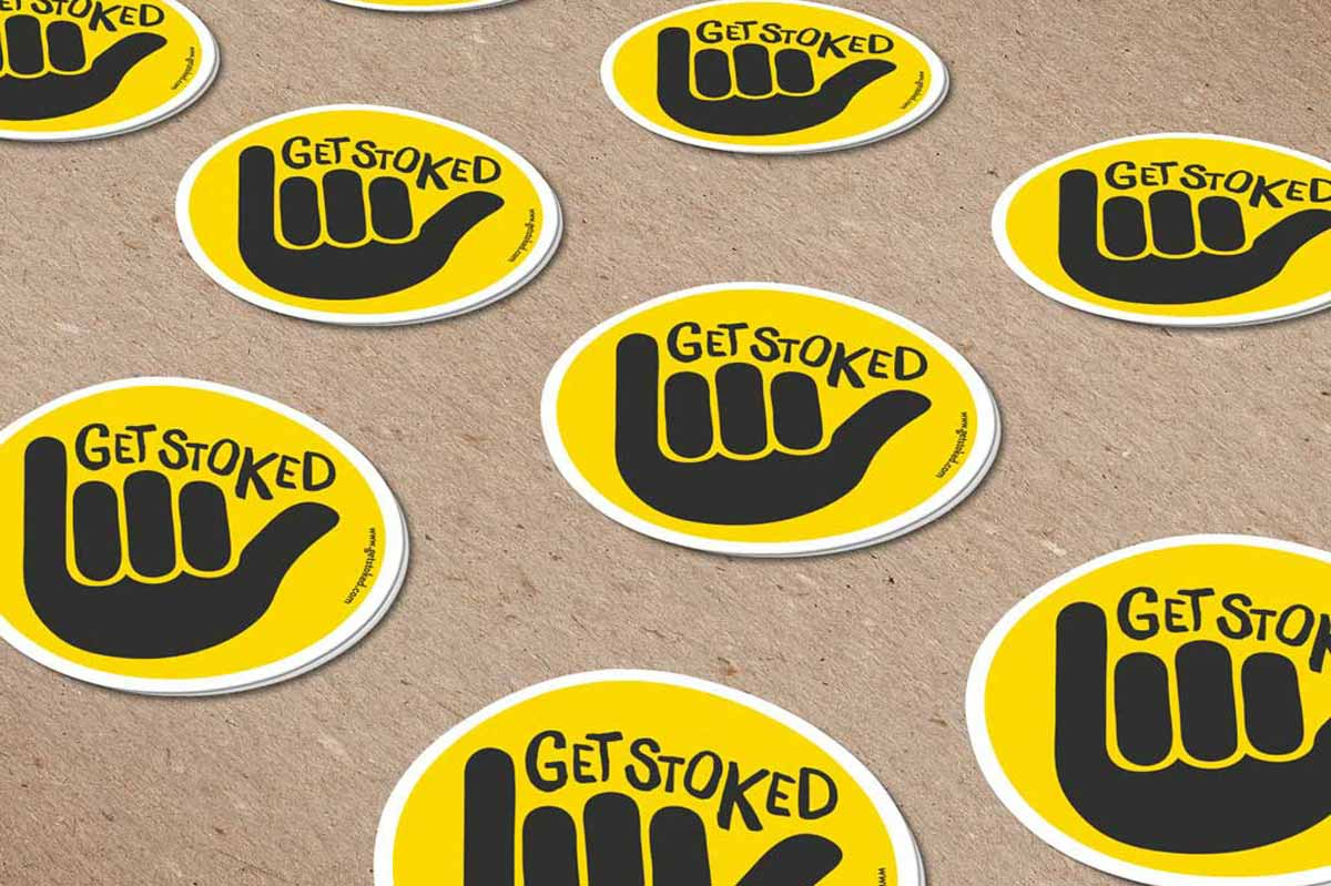 backpackers app stickers