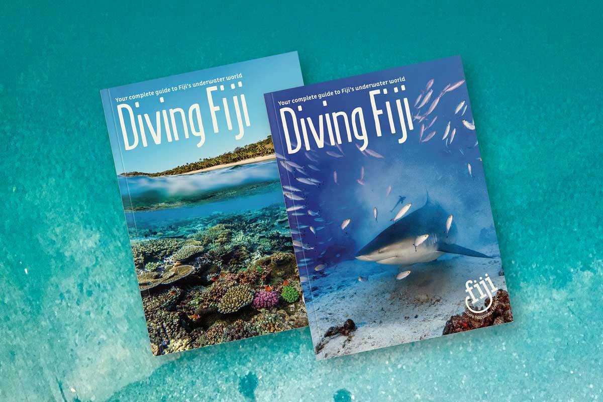 Fiji Diving brochures