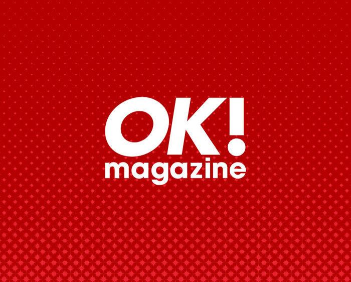 OK celebrity fashion magazine logo