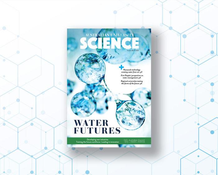 Australian University Science cover