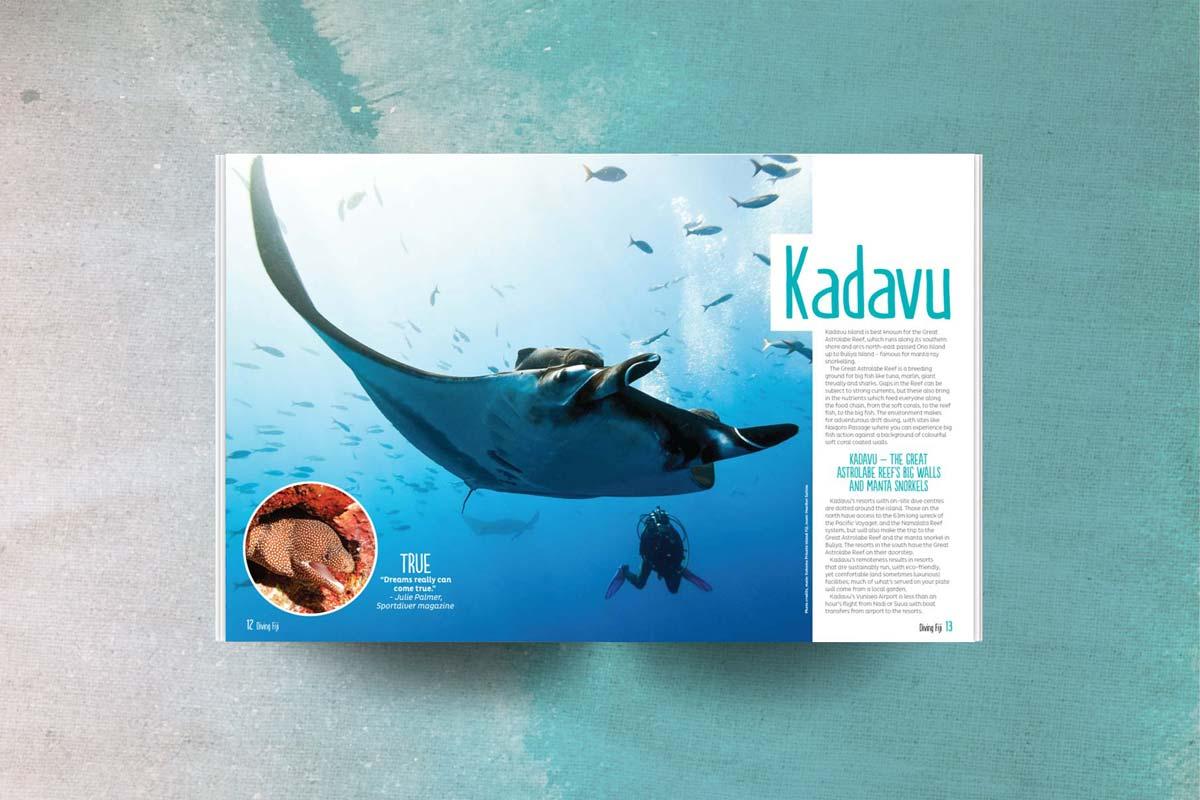 Fiji Diving kadavu