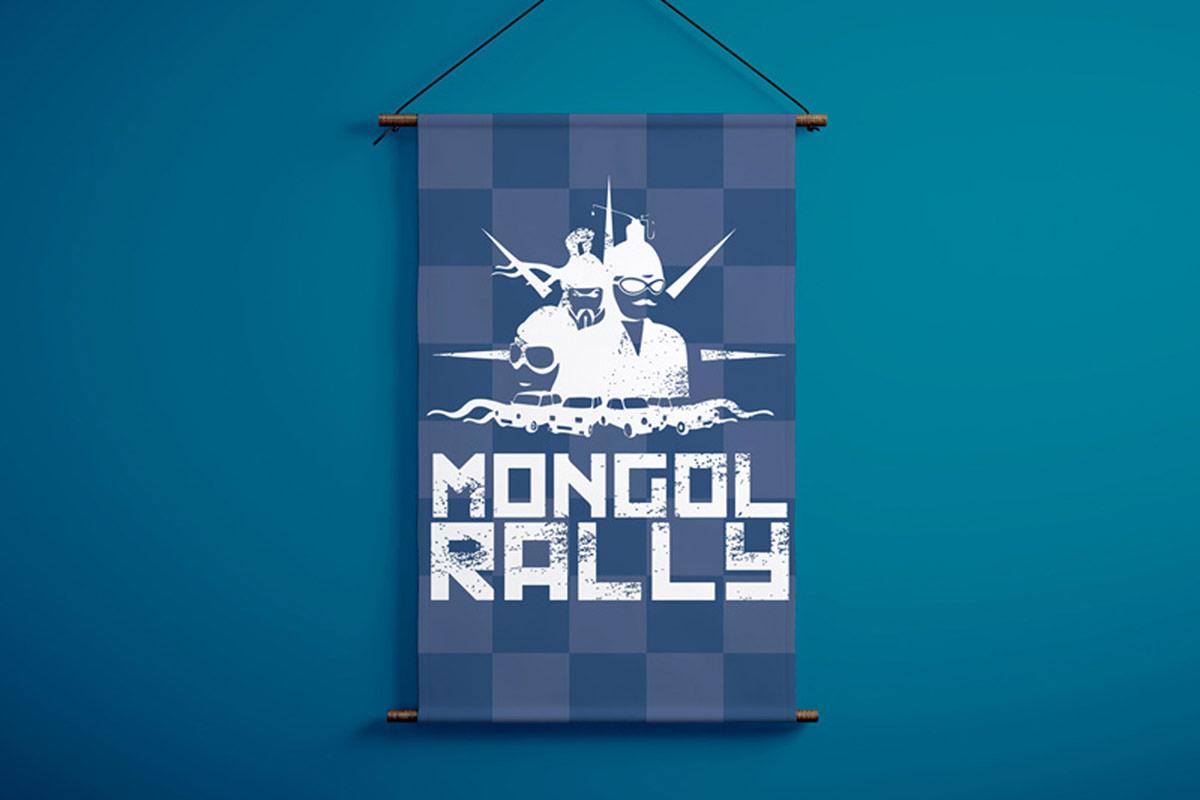 The Adventurists International adventure rickshaw mongol rally banner
