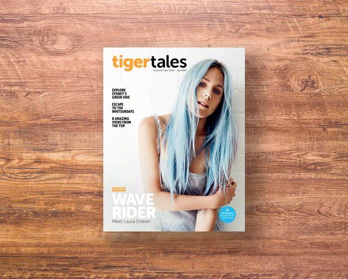 Tigertales TigerAir inflight magazine