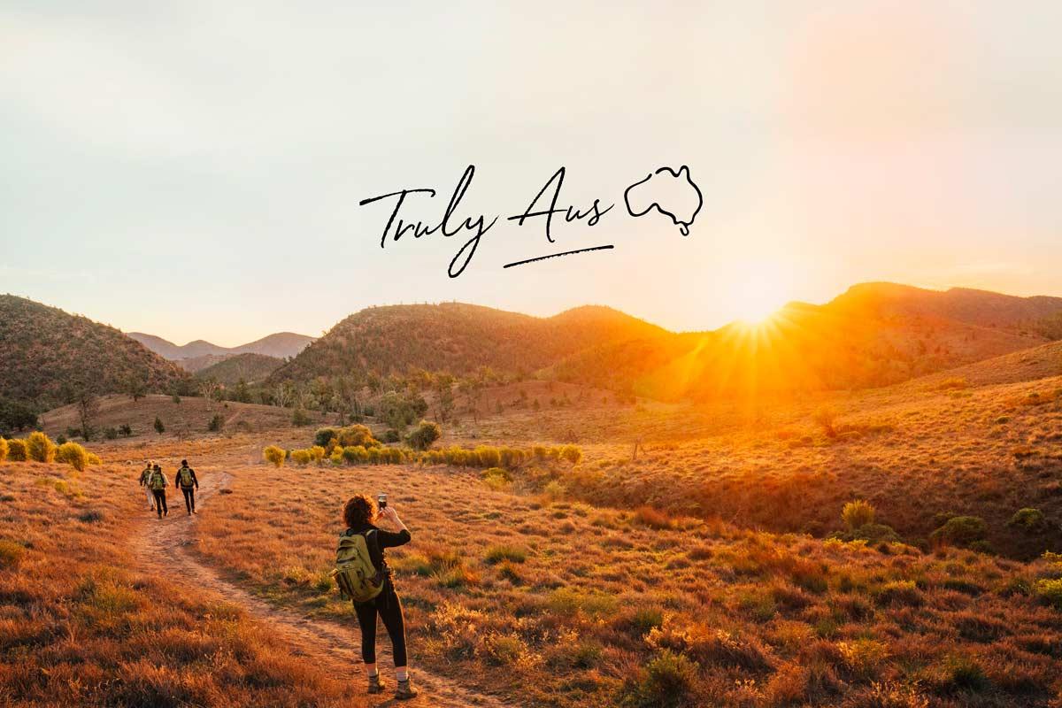 Regional Australia travel website arkaba walk
